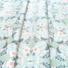 Art Gallery Fabrics - Picturesque Ornatile Vert
