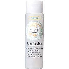 medel - White face lotion