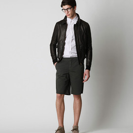 BAND OF OUTSIDERS - bandofoutsiders-bomberjacket