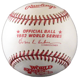 Rawlings - Official Ball 1982 World Series