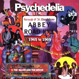 Various Artists - Psychedelia at Abbey Road: 1965-1969