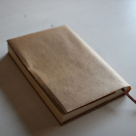 Oji & Design - Wax Paper Book Cover