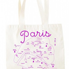 Maptote - Paris Grocery Tote