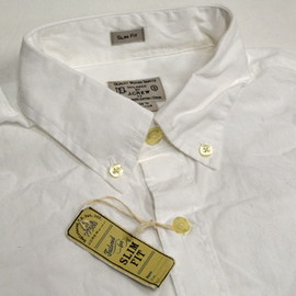 J.Crew - Washed B.D. Shirt
