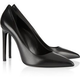 Saint Laurent - Leather pumps