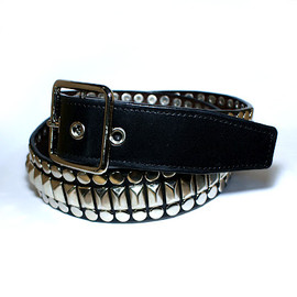 PEEL&LIFT - ingot studs belt