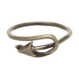 MARC BY MARC JACOBS - MARC JACOBS マークジェイコブス Arrow Ring リング 指輪 BRONZE