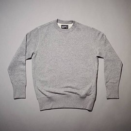monocle, LOOPWHEELER - Sweatshirt - Grey