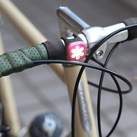 KNOG - *KNOG* blinder 1 light (flower/pink)