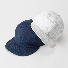 Name. - FINX BANDANA 6PANEL CAP