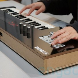 YAMAHA - VOCALOID keyboard