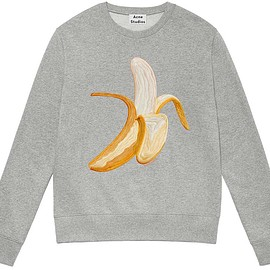 acne studios - carly banana