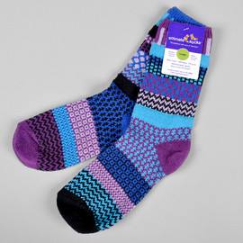 solmate socks - recycled cotton socks