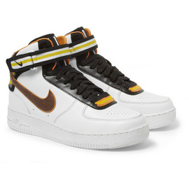 NikeRiccardo Tisci - Air Force 1 Mid Leather Sneakers