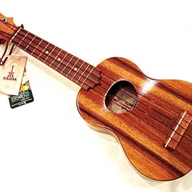 Long-neck Soprano Ukulele