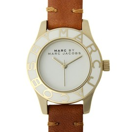 MARC BY MARC JACOBS - BRADE GOLD TAN STRAP