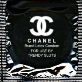 CHANEL - Brand Latex Condom