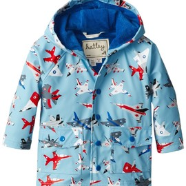 Hatley - Boys raincoat - Fighter Jets