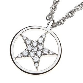 Justin Davis - LUCKY STAR Necklace