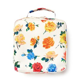 BAN.DO - What's for Lunch? Square Lunch Bag - Coming up Roses