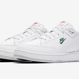 NIKE - Grandstand 2 - White/Green/Orange?