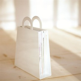 Malin Lundmark, Maze - MagBag magazine holder