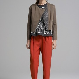Thakoon Addition - RTW Fall 2013