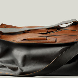 hard graft - Square1 Holdall / Shore