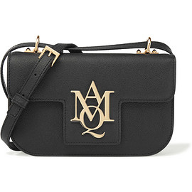 Alexander McQueen - Textured-leather shoulder bag