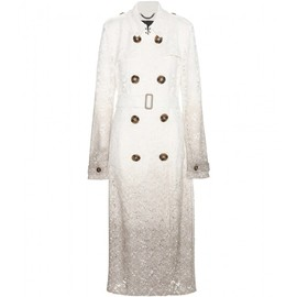 BURBERRY PRORSUM - Lace trench coat