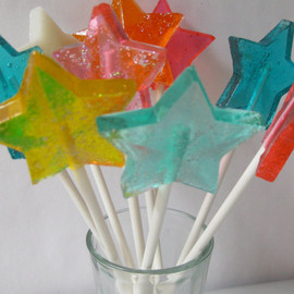sweetniks - 6 Star Magic Wand Lollipop