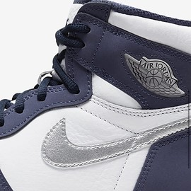 NIKE - AIR JORDAN 1 HIGH OG CO.JP Midnight Navy