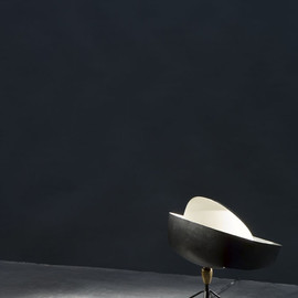"Serge Mouille - ""Saturn"" Lamp, ca 1953"