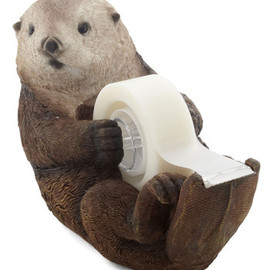 Streamline - Alma Otter Tape Dispenser by Streamline