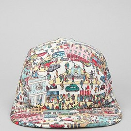 Where's Waldo - Where's Waldo 5-Panel Hat