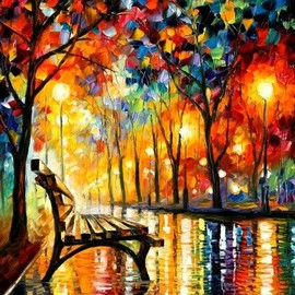 Leonid Afremov moment love