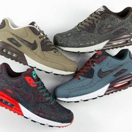 Nike - NIKE AIR MAX LUNAR 90 PREMIUM QS SUIT AND TIE PACK