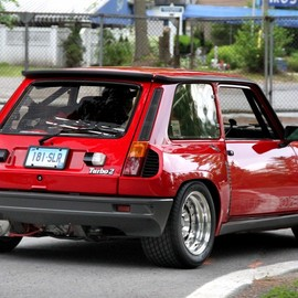 RENAULT - 5turbo2
