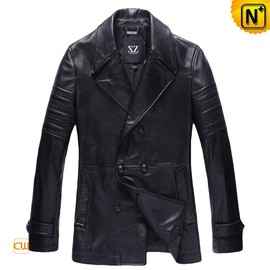 CWMALLS - Double Breasted Trench Coat CW829134 - CWMALLS.COM