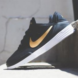 NIKE SB - NIKE SB PAUL RODRIGUEZ 8 BLACK/METALLIC GOLD-BLACK