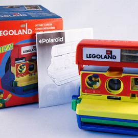 Polaroid LEGOLAND Action Photo