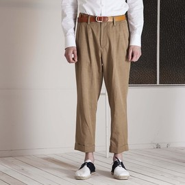 FACTOTUM - CROPPED PANTS