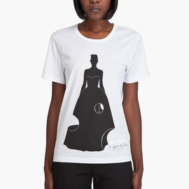 VIKTOR & ROLF - White Dress Collectors T-Shirt