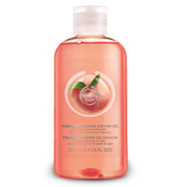 THE BODY SHOP - Vineyard Peach Shower Gel