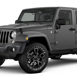 Jeep - Wrangler Unlimited Altitude