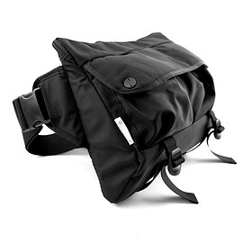 DSPTCH - Shoulder Bag - Black