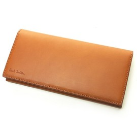 Paul Smith - OLD LEATHER(LONG BILLFOLD AND COIN WALLET)