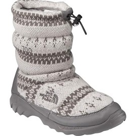 THE NORTH FACE - NUPTSE KNIT BOOTIE