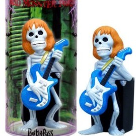 Funko - Fantastik Plastik Mad Monster Party Skeleton Band Vinyl Figure by Funko ファンコ フィギュア ダイキャスト 人形(並行輸入)