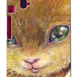 SECOND SKIN - Squirrel designed by KYOTARO / for Xperia acro IS11S/au